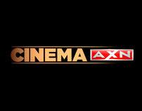 Cinema AXN Logo Reveal