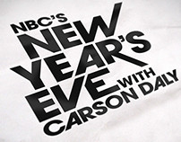 NBC New Year's Eve with Carson Daly
