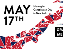 May 17th Norwegian Constitution Day
