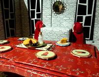 Dining Room Model