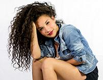 Model Book - Juliana Mafla