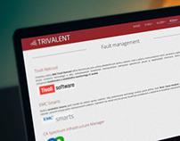 Trivalent - Webdesign