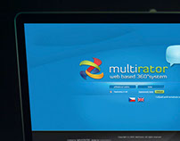 Multirator - Web-application design