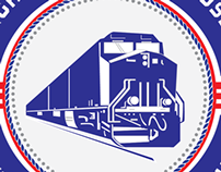 Logo for Freight and Rail
