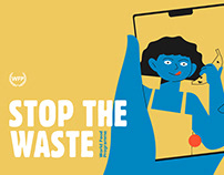 WFP - #StopTheWaste