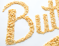 Lettering: Butter