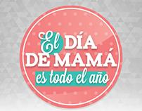 Campaña Día de la Madre Edelnor