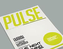 Pulse Magazine re-brand