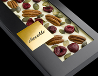ChocoMe: Message in the chocolate