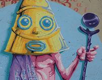1# RoadBusca - Graffiti trip 2014