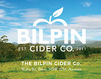 BILPIN CIDER CO.