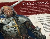 Crônicas RPG - Branding and Editorial