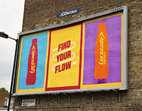 Lucozade Find Your Flow