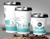 West Coffee Roasters Cup