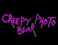 Creepy Photo Bear Watching You