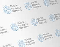 Buckle Property Partners Logo design