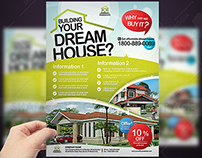 Real Estate Modern Flyer
