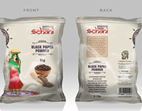 Pulses & Spices  Packaging