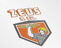 Zeus and Co Energy Company Logo