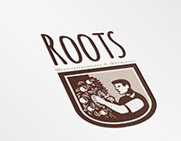 Roots Horticulturists and Gardeners Logo