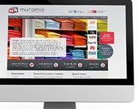 Muramio - Ecommerce