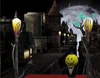Virtual setdesign