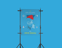 Life Aquatic With Steve Zissou Poster