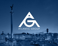 Atlantic Group. Intranet-portal