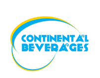 Continental Beverages Logo Design