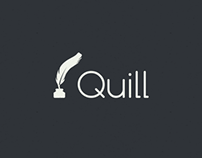 Logo design for Quill.com