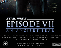 Star Wars Episode VII - Fanmade Poster