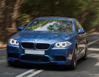 BMW M5 - PITSTOP MAGAZINE