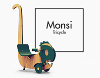 Monsi // Tricycle
