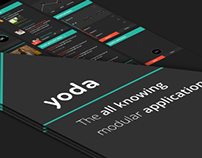 YODA - Dashboard Design