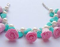 """Bracelet """"Rose Garden"""""""