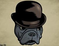 Black Dog Custom Pet Portraits