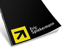 Eric Spiekermann magazine spread