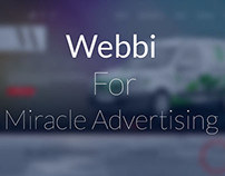 Miracle Advertising Webbi