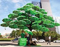 WWF – The Umbrella Tree