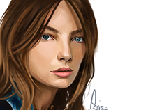 Digital Painting | Daria Werbowy