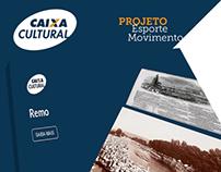 Projeto Caixa Cultural | Esporte Movimento