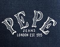 Magnética Magazine X Pepe Jeans London