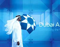 Dubai Airports Rebrand