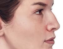 Digital painting studies