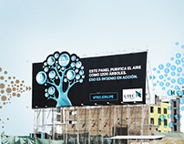 1200-tree-like purifying billboard