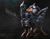 Cyborg Creature