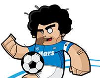 Diego Armando Maradona - D10S