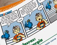 Bob&Ciano - comic strip