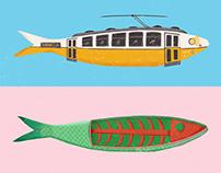 Sardines contest - Festas de Lisboa '14
