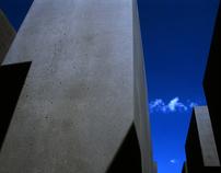 UNFORGETTABLE TOWN _ Holocaust Mahnmal Berlin